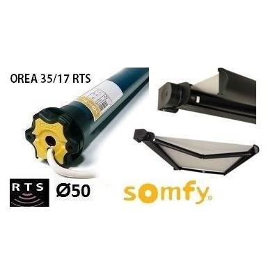 Motor Somfy OREA 35/17 RTS