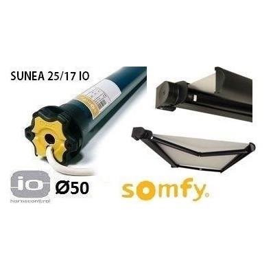 Motor Somfy SUNEA 25/17 IO
