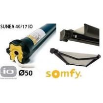 Motor Somfy SUNEA 40/17 IO