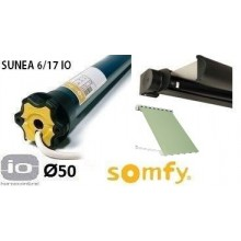 Motor Somfy SUNEA 6/17 IO