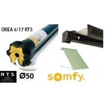 Motor Somfy OREA 6/17 RTS