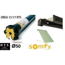 Motor Somfy OREA 15/17 RTS