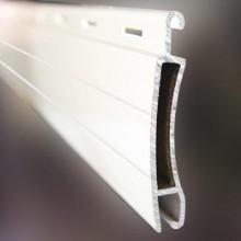 Persiana de seguridad curva de 40mm