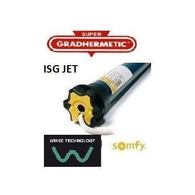 Motor supergradhermetic Jet ISG