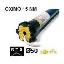 Motor Somfy OXIMO vía radio RTS 15/17