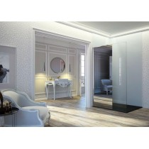 Mampara fija para ducha con espejo Serie FRESH(FR703)