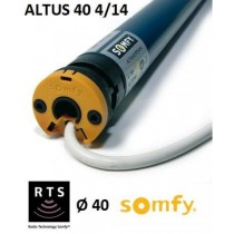 Motor Somfy ALTUS 40 4/14 RTS