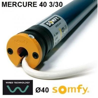 Motor Somfy MERCURE 40 3/30 vía cable
