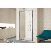 Mampara de ducha abatible pivotante serie 300 (TR503)